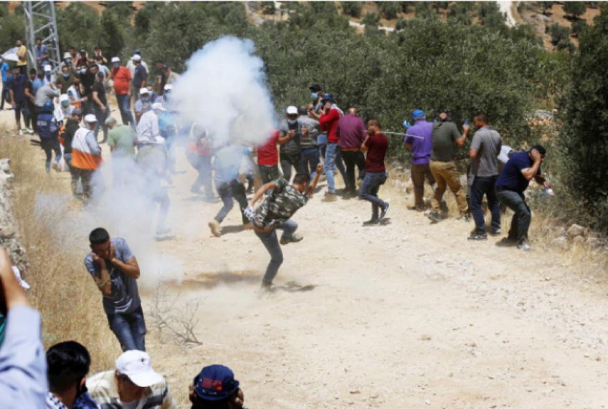 استشهاد طبيب متأثرا بإصابته بقنبلة للاحتلال في جنين