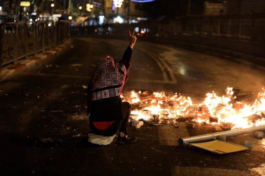 """""""القدس تنتفض"""".. رياضيون وفنانون عرب يدعمون فلسطين"""