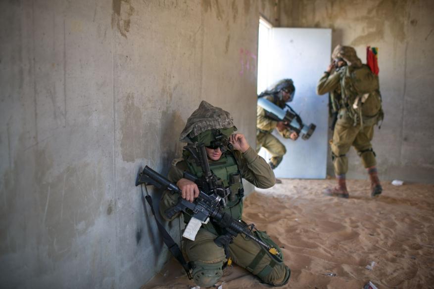 تدريبات عسكرية إسرائيلية تُحاكي تنفيذ غارات على قرى لبنانية