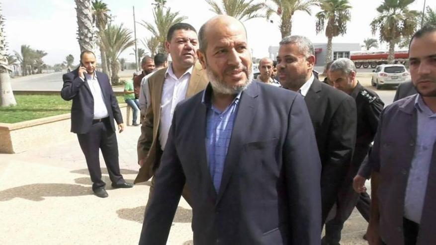 وفد من قيادة حماس يغادر قطاع غزة للقاهرة للتباحث مع المسؤولين المصريين
