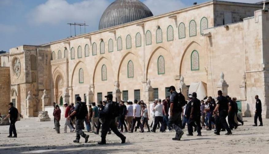 بعد زيارة إماراتيين.. الإفتاء الفلسطيني يحرم زيارات المطبعين للأقصى بحماية الاحتلال