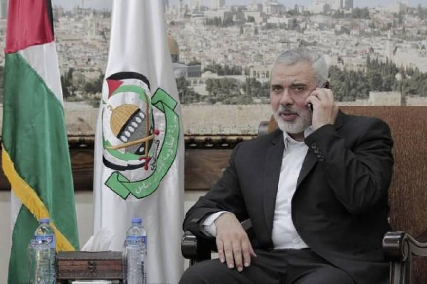 هنيـ ـة يهاتف رئيس الجمهورية الموريتانية ويضعه في تطورات الأوضاع بالقدس وغزة
