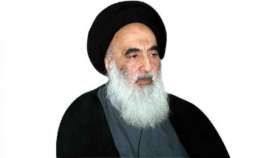 السيستاني ردا على ترامب: العراق لن يكون منطلقا لإيذاء بلد آخر