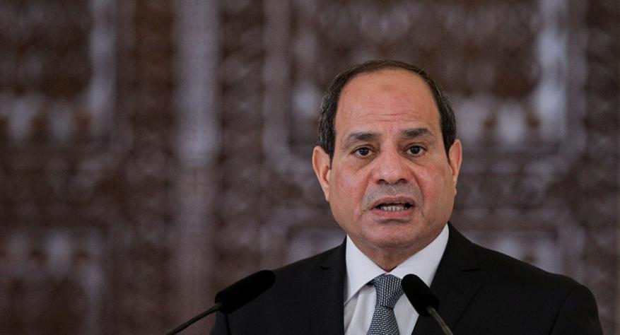 الرئيس المصري يكشف للشعب عن حلم جديد رآه منذ 40 عاما