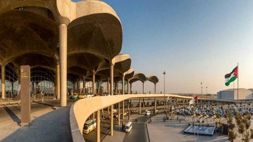 الأردن يوافق على فتح المطار لإجلاء الفلسطينيين