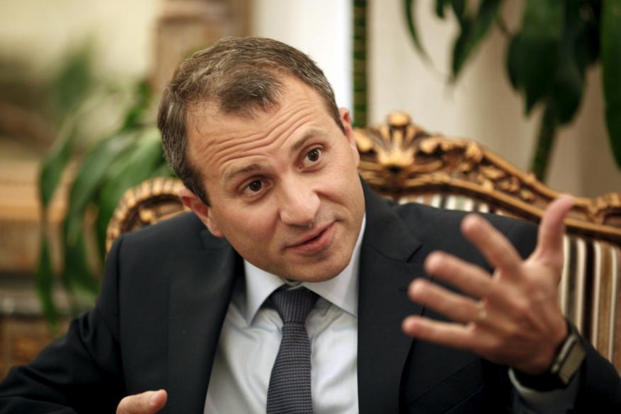وزير خارجية لبنان: صفقة القرن سلسلة تُلف حول عنق القضية الفلسطينية