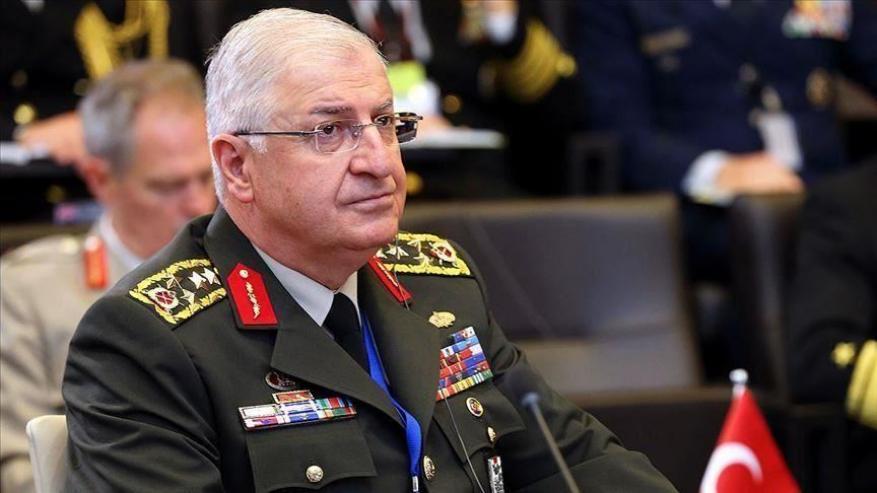 رئيسا الأركان الأمريكي والتركي يبحثان الوضع في سوريا