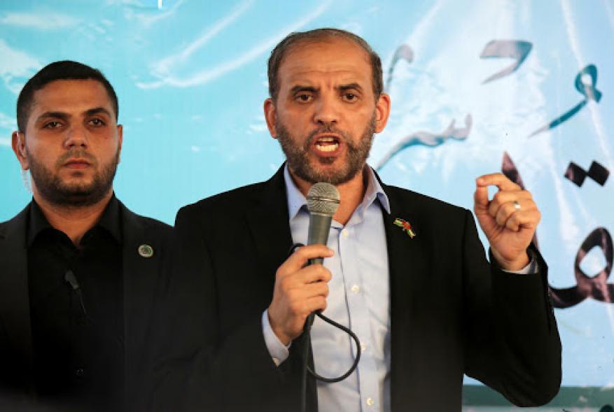 بدران: حماس معنية بشراكة وطنية حقيقية لمواجهة الاحتلال
