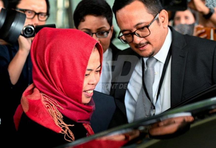 ماليزيا تفرج عن ستي عايشة المتهمة بقتل شقيق زعيم كوريا الشمالية