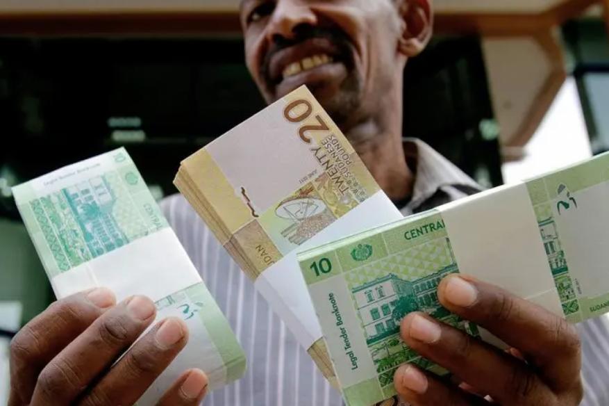السودان يعلن تعويماً جزئياً لسعر صرف الجنيه