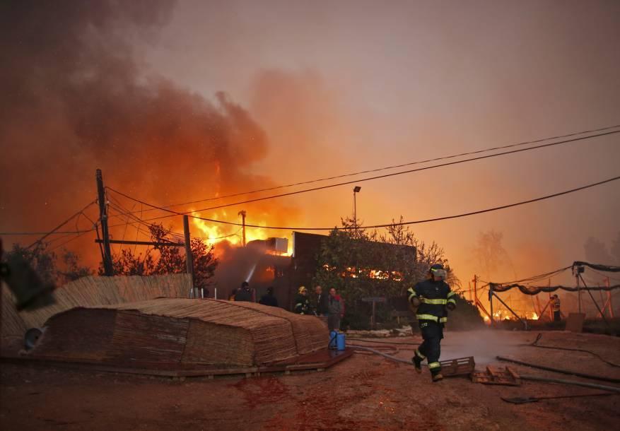 جيش الاحتلال: بالونات غزة أحرقت 35400 دونم منذ العام الماضي