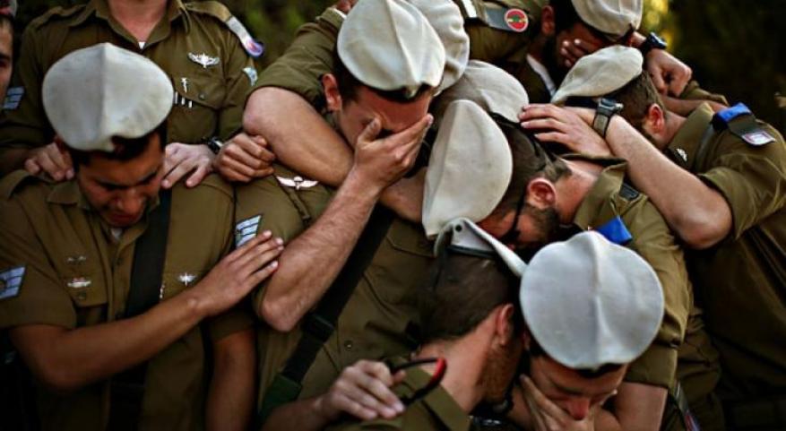 مصرع ضابط وجندي إسرائيلي بتحطم طائرة جنوب فلسطين