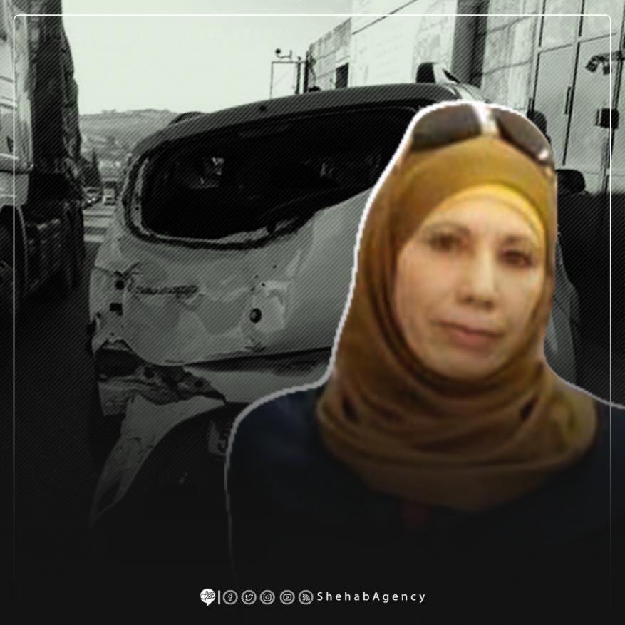 استشهاد مُعلمة فلسطينية جراء دهسها من قبل مستوطن ببيت لحم