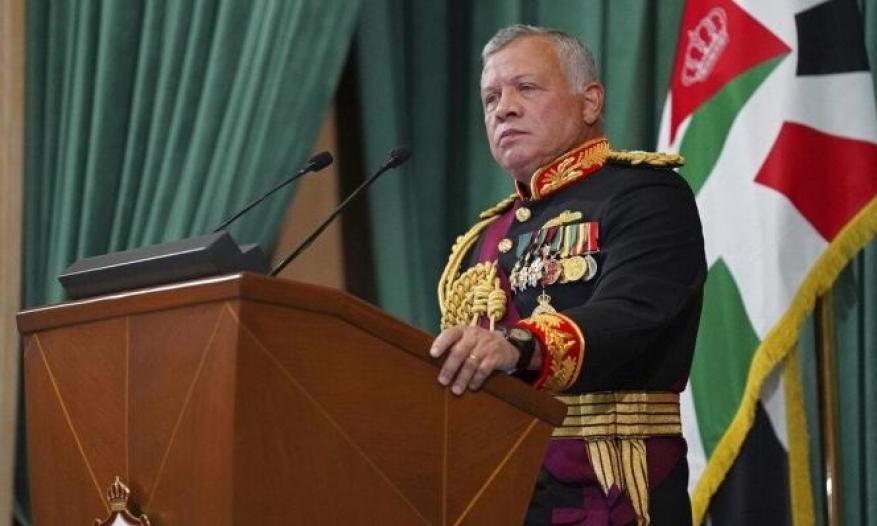 """ملك الأردن: استفزازات """"إسرائيل"""" دفعت المنطقة للتوتّر"""