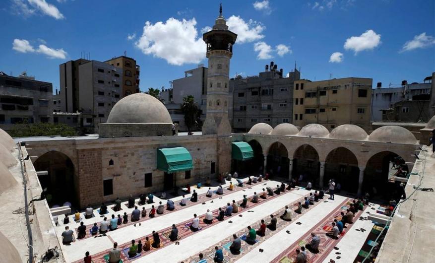 """غزة.. تعليمات من وزارة """"الأوقاف"""" حول المساجد في شهر رمضان"""
