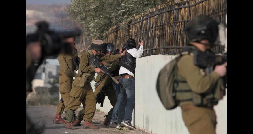 الاحتلال اعتقل 514 فلسطينيًا في سبتمبر