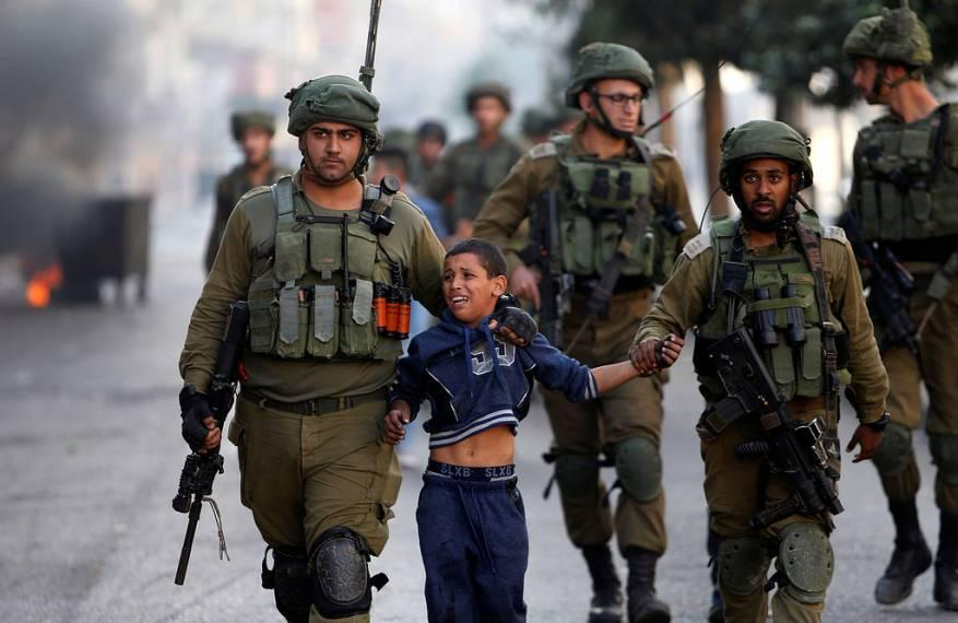 300child prisoners in the Israeli Jails won't attend the new school year