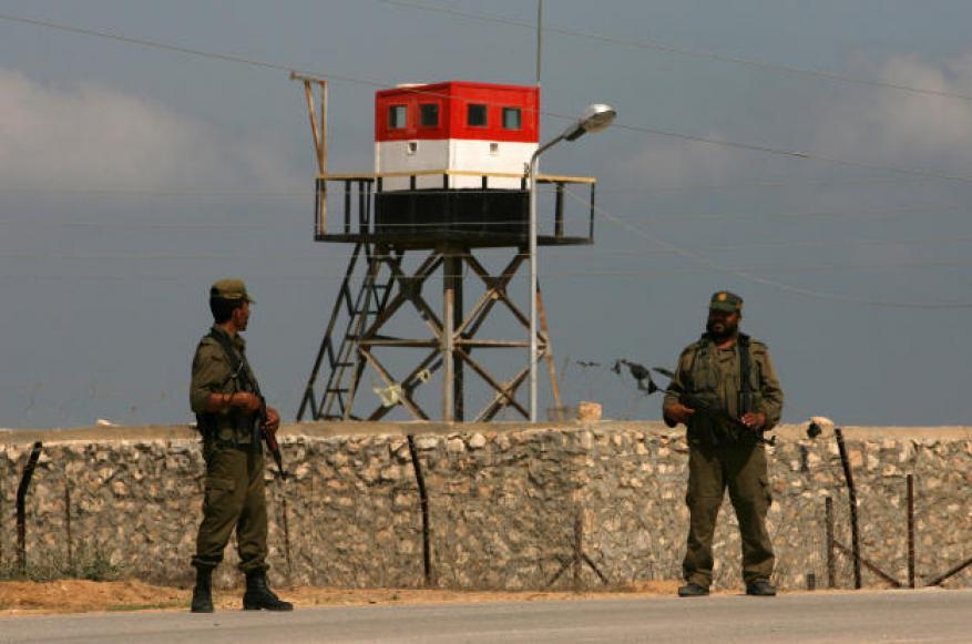 الداخلية بغزة تحبط محاولة تسلل 3 مسلحين الى مصر