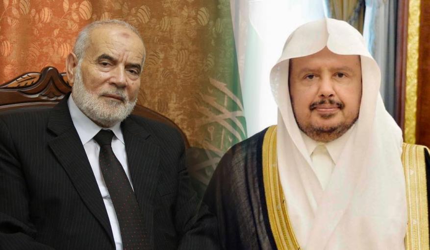 بحر يدعو الشورى السعودي للتدخل العاجل للإفراج عن المعتقلين الفلسطينيين السياسيين