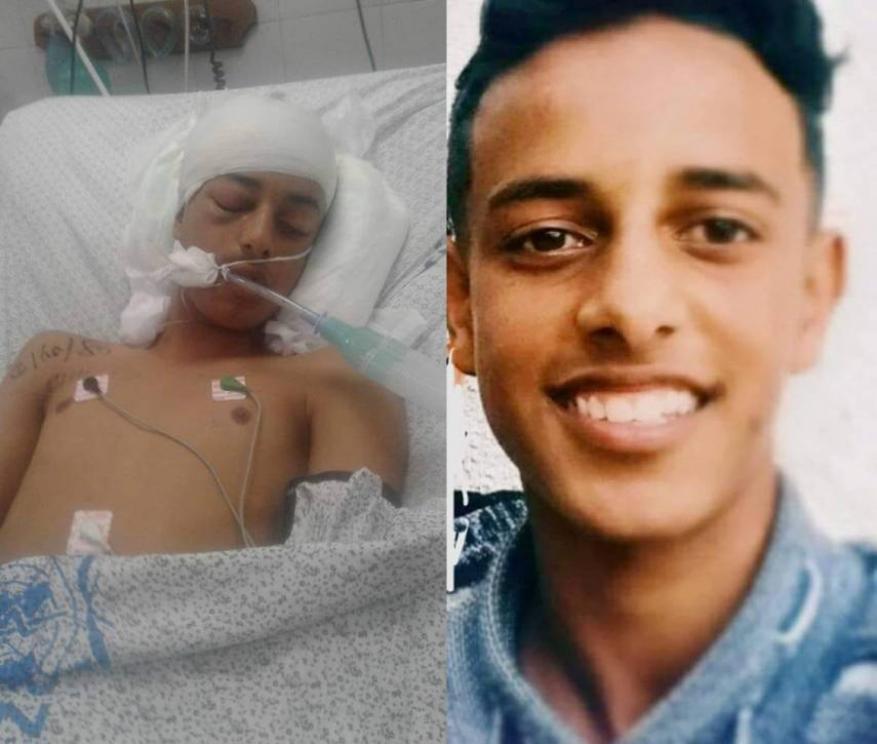 استشهاد فتى متأثرا بجراح أصيب بها الجمعة الماضية شرقي البريج
