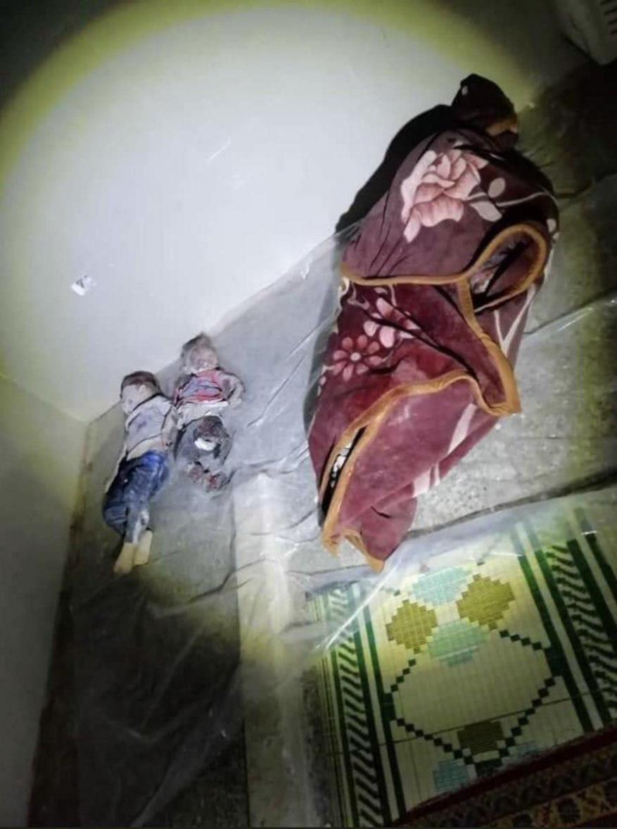 10 شهداء في قصف جوي للنظام على إدلب