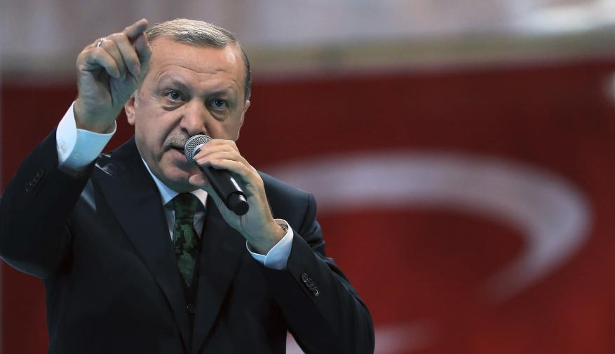أردوغان يشن هجوما عنيفا على السيسي ويترحم على مرسي