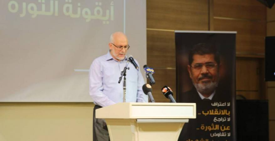 صلاح: مرسي رحل وقلبه مملوء بحب فلسطين والقدس