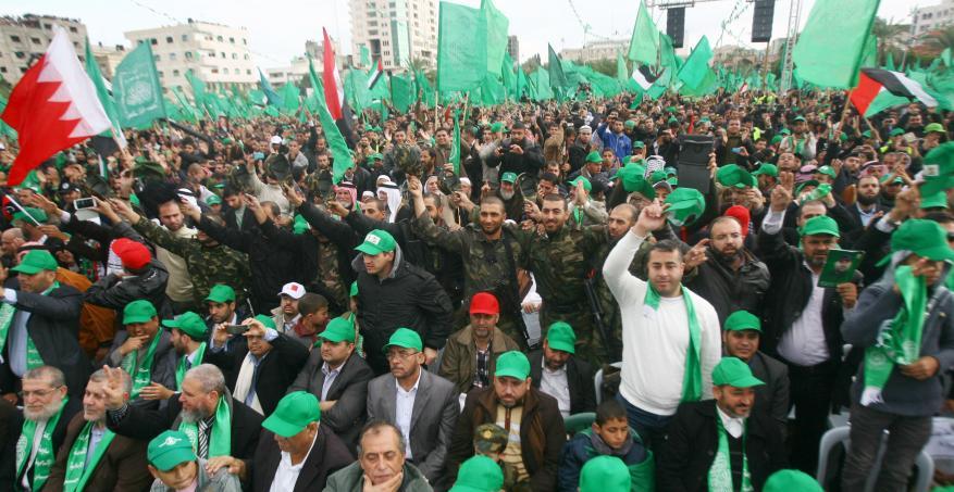 حماس: فشل المشروع الأمريكي في الأمم المتحدة صفعة للإدارة الأمريكية