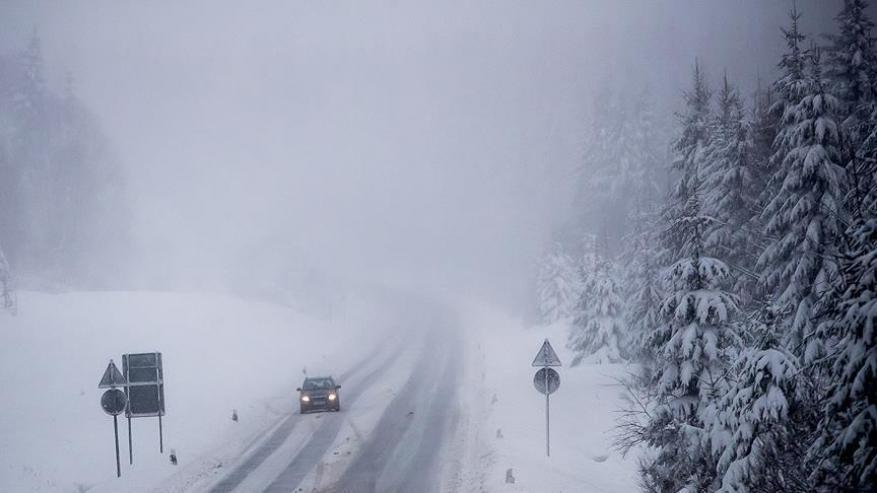 الثلوج الكثيفة تتسبب في وفاة 3 أشخاص بألمانيا