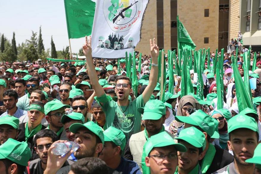 النجاح تحظر أنشطة الكتلة الإسلامية بالجامعة والأخيرة ترد