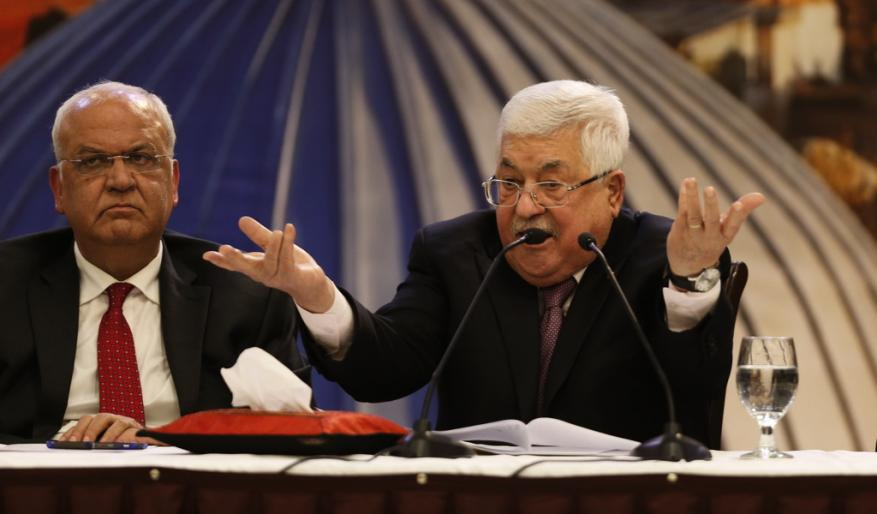 """عباس يرفض """"صفقة القرن"""".. والأردن يحذر"""