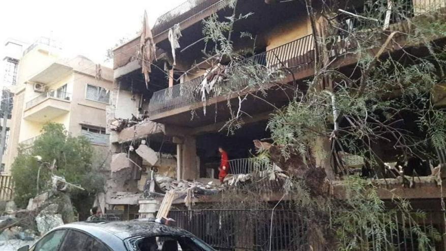 استشهاد نجل عضو المكتب السياسي للجهاد الإسلامي في قصف إسرائيلي بدمشق