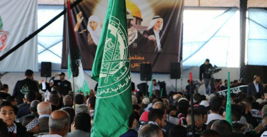 حماس بلبنان تلغي فعاليات الانطلاقة دعمًا لأبناء شعبنا في المخيمات