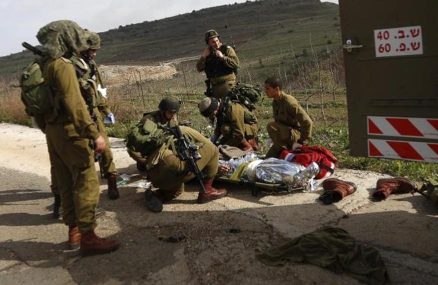 إصابة جنديين إسرائيليين خلال اقتحام مخيم بلاطة بنابلس