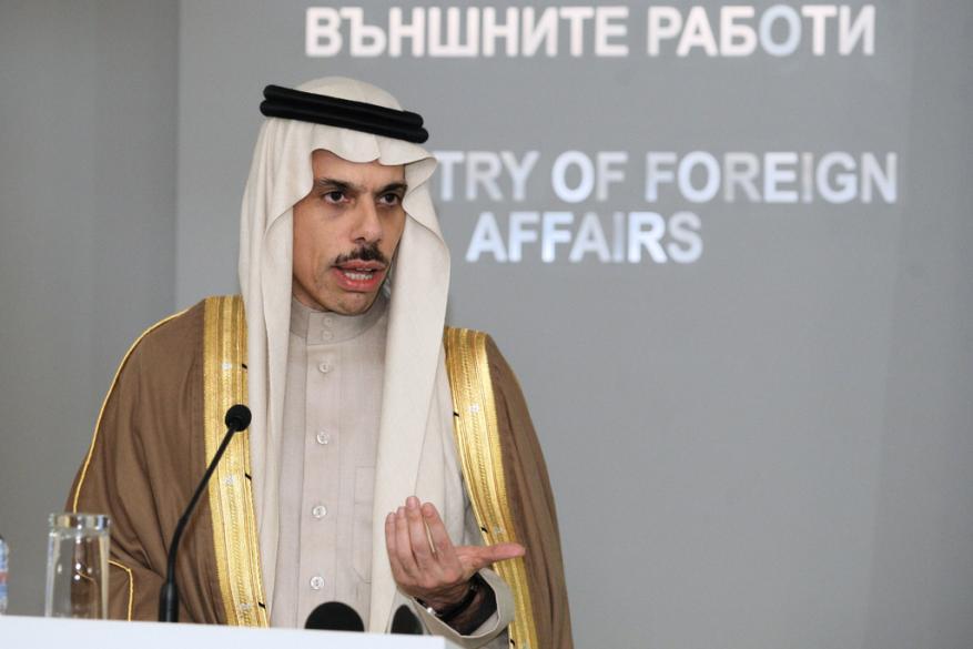 وزير الخارجية السعودي يصرح بشأن تقارير لقاء ابن سلمان مع نتنياهو