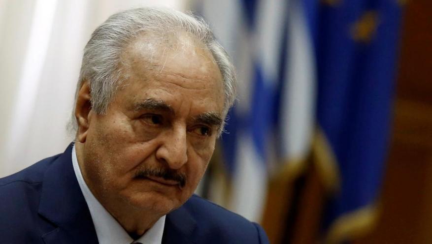 في كلمة متلفزة.. حفتر يرفض وقف إطلاق النار ويتوعد بالسيطرة على طرابلس