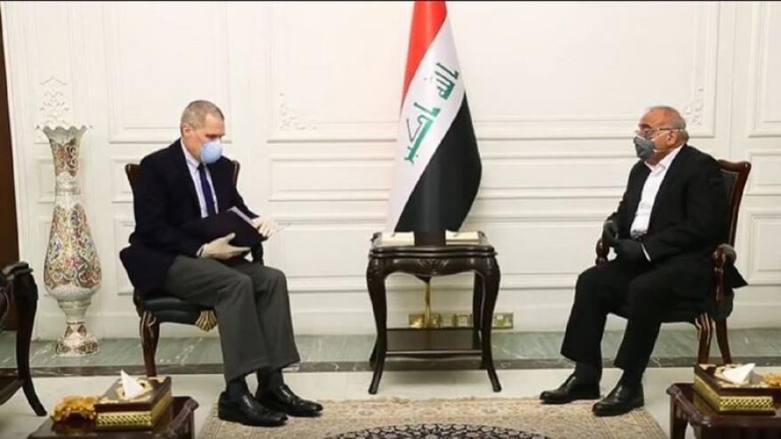 واشنطن تقترح على العراق فتح حوار استراتيجي بين البلدين