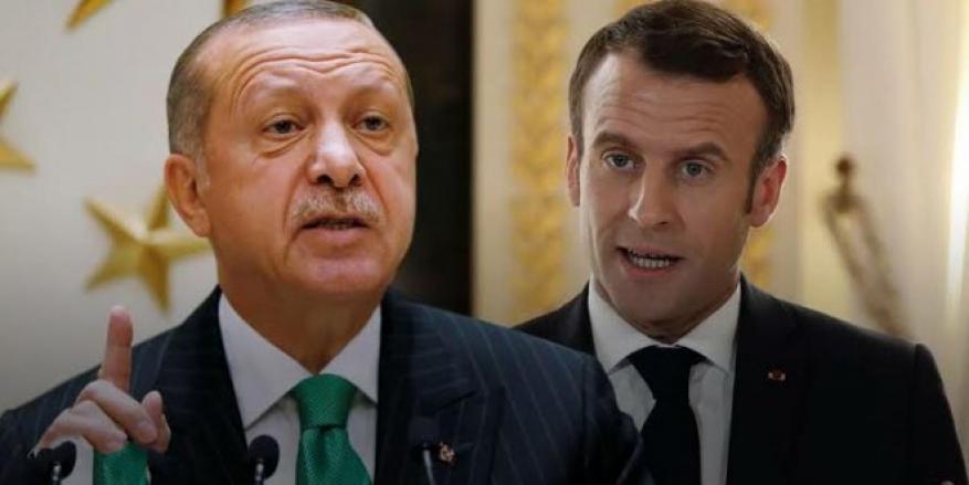 """قناة """"العربية"""" تبرر تصريحات ماكرون المسيئة للإسلام وتهاجم أردوغان"""