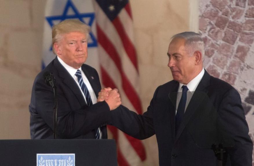 نتنياهو يرحب بقرار ترامب تشديد العقوبات على إيران