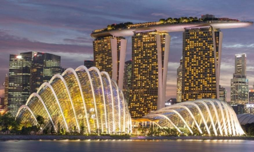 سنغافورة تتفوق على أمريكا في الترتيب الاقتصادي العالمي