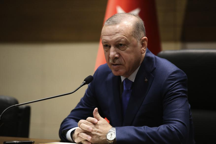 أردوغان: سنواصل دعم المسار السياسي بليبيا ميدانيا وتفاوضيا