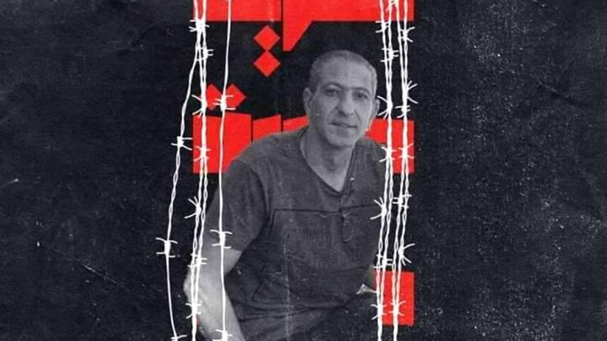 محكمة الاحتلال تمدد اعتقال الأسير سامر العربيد 8 أيام جديدة