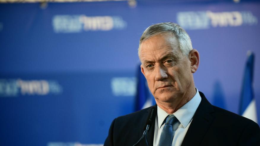 غانتس: غيرنا معادلة العمل ضد غزة ولن يمر شيء بدون رد