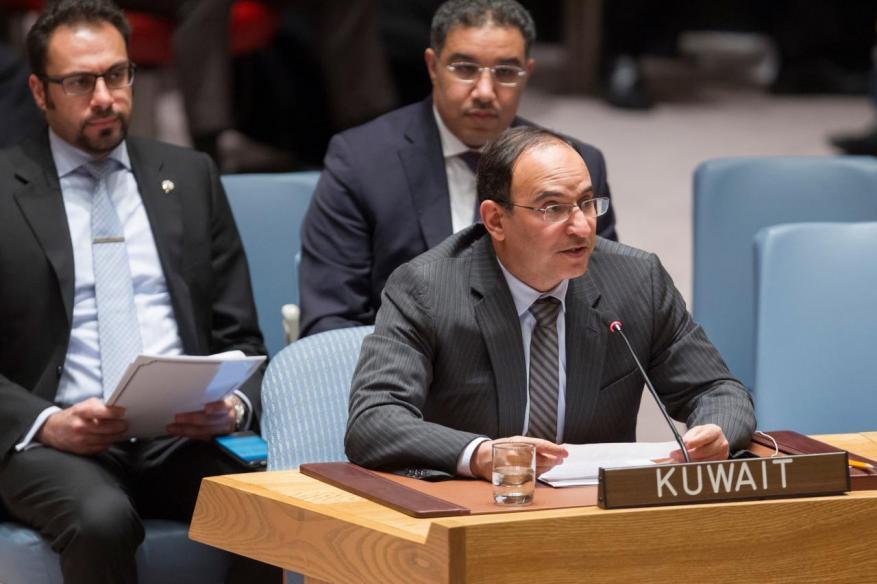 الكويت: مجلس الأمن مطالب باتخاذ موقع حازم وعاجل لوقف الانتهاكات الإسرائيلية