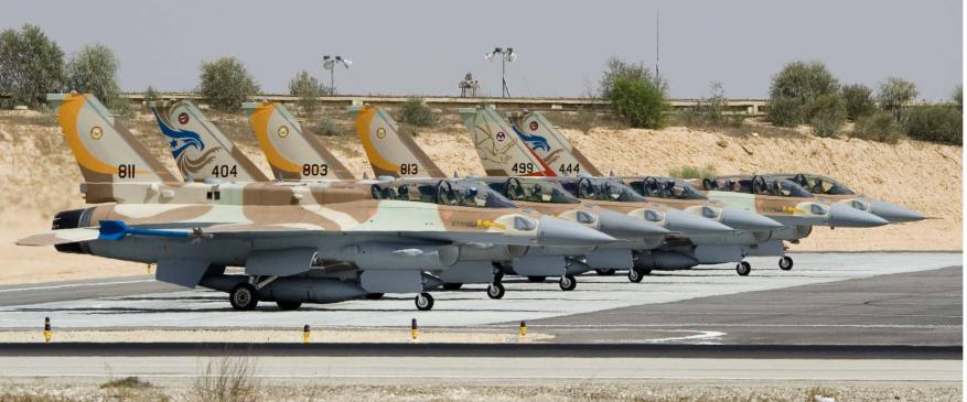 قائد سلاح الجو الإسرائيلي: مطاراتنا العسكرية كانت تحت تهديد صواريخ حمــ ـاس