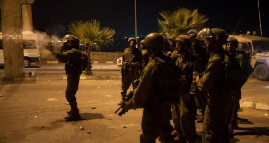 اعتقالات ومواجهات مع الاحتلال في الضفة فجر اليوم
