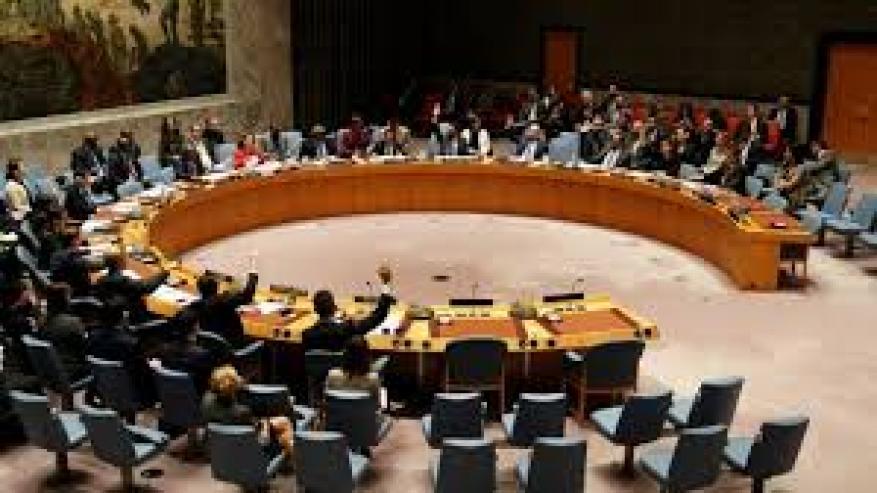 رئيس مجلس الأمن: سنعقد جلسة طارئة حول ليبيا إذا تلقينا طلبا