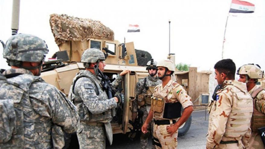 بارزاني يدعم بقاء القوات الأمريكية بالعراق ضمن التحالف الدولي