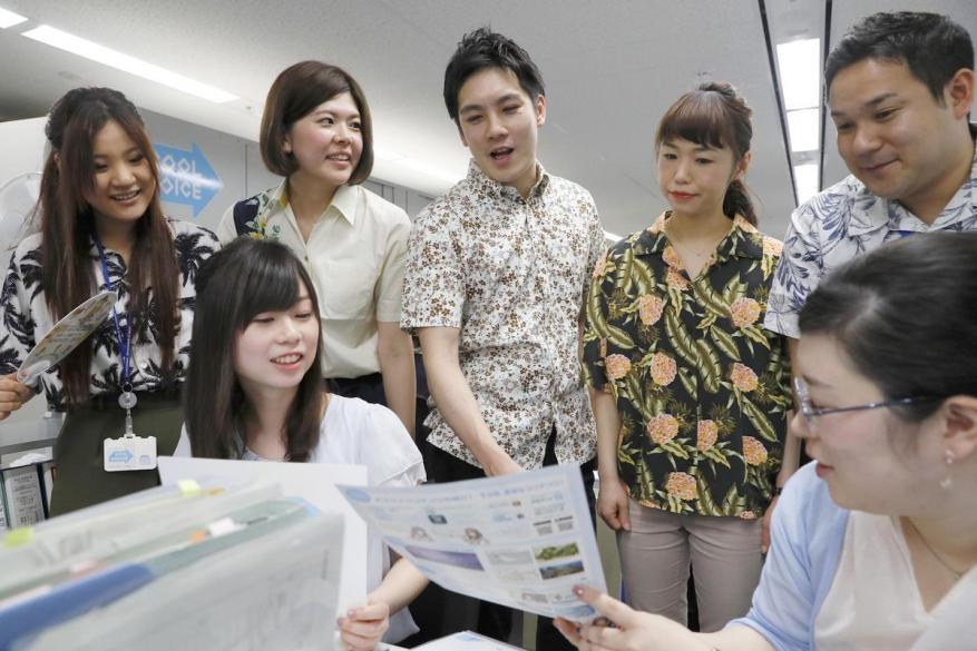 لماذا يسمح للموظفين في اليابان بالحضور إلى العمل دون ربطات عنق؟