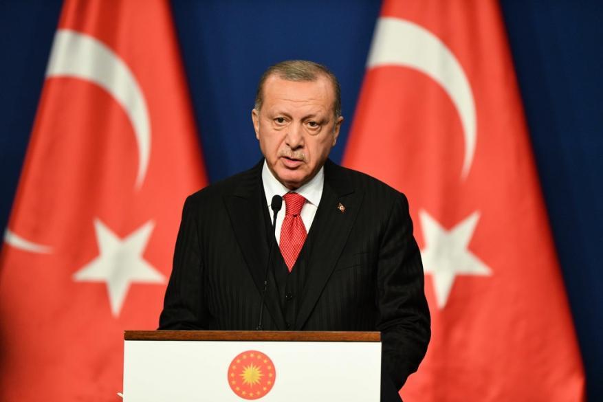 أردوغان يتحدث عن المنطقة الآمنة ومصير عائلة البغدادي